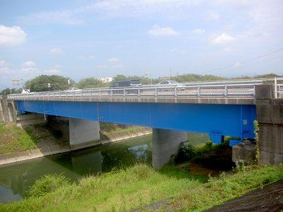 大垣市 墨俣橋1