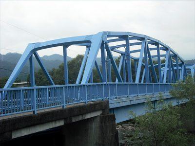 郡上市 白鳥橋(上部工)1
