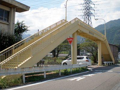 養老郡 石畑歩道橋1