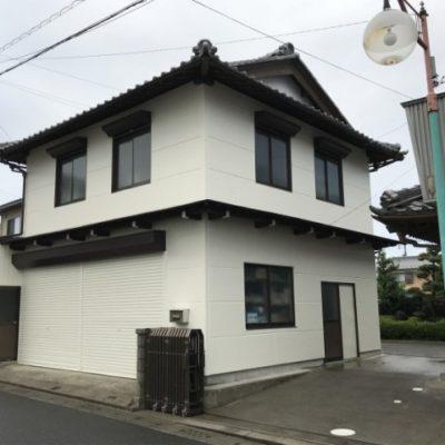 大垣市 S様邸倉庫